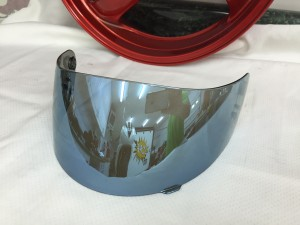 Blue Iridium CX-IV Shoei